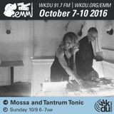 Mossa & Tantrum Tonic 2016 EMM