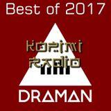 Kopimi Radio @mazanga 01 17 18 DRA'man Best 2017