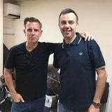NEIL JONES Of Stone Foundation With Scott James On The Stomp Radio Saturday Breakfast Show