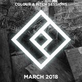 Colour and Pitch Sessions with Sumsuch - March 2018