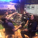 Death by Tenny show March 21st 2017 - Interview Wastelands (FL)