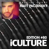 iCulture #80 - Special guest - Matt Paczensky