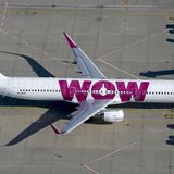WOW Airlines mix