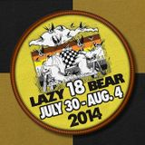 DJ Byron Bonsall - Lazy Bear Weekend 2014