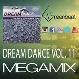 DREAM DANCE VOL 11 MEGAMIX GREENBEAT