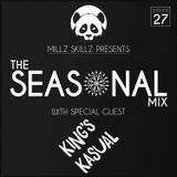 #27 Seasonal Mix Series ft. Kings Kasual