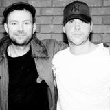Mickey Duke with Damon Albarn - 27/11/17