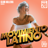 Movimiento Latino #20 - DJ Malibu (Latin Party Mix)