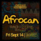 Chris NG live at Afrocan @ Boney 14 Sept 18