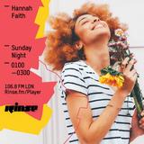 Hannah Faith - Rinse FM 001