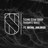 Techno Scene Group Favourite Mixes #6 : Michal Jablonski [live + dj set]