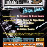 Mowgli Groove Monkey May 2010 Mix