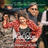 L'hymne au cinéma par Sylvain - Place Publique, de et avec Agnes Jaoui et Jean-Pierre Bacri