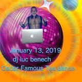 Oscar T-Dance January 13th, 2019