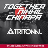 Together with Nikhil Chinapa #TGTR146