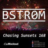 Chasing sunsets #168 [Progressive trance]