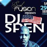 Dj Spen live @ Soul Fusion - Sept 2018