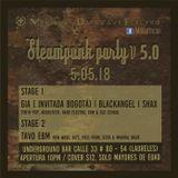 Steampunk Party V 5.0 5.05.18 (live set 2 - 3 am)
