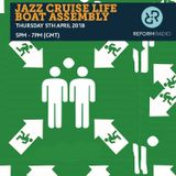 Jazz Cruise Lifeboat Assembly 5th April 2018