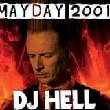 DJ Hell @ Mayday 2001