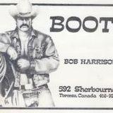 A Bob Harrison Tape - BOOTS, Toronto - Fall 1982: Tantra to Lime
