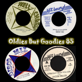 Oldies But Goodies 85 ~ Rastfm ~ 21/09/2018