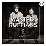 #20 Ucon Mixcast   Wasted Ruffians