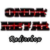 Ondametal Radioshow @ One Shot Radio 30.03.2016