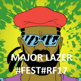 Major Lazer party RF17