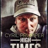 2016-12-29 - 18.00u - Radio501 High Times (Reggae) - Cyril Prumper