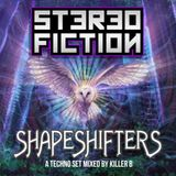 ShapeShifters (Techno Mix) by STEREO FICTION