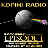 Kopimi Radio @mazanga Rock Wars 05 04 16