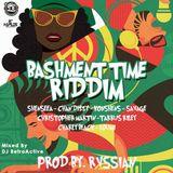 Bashment Time Riddim Mix [Rvssian-HCR] February 2018