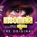 Insomnia Nights The Original Volume 1