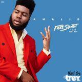 Khalid - Free Spirit Tour: Mini Mix - Mixed By Dj Trey (2019)