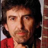 the V.I.P. room: George Harrison