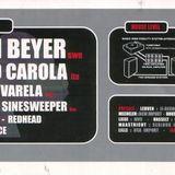 Marco Carola @ Club Silo - Primate Records Party Label Night 18.02.2000