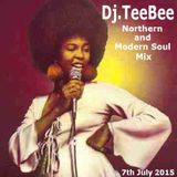 Northern & Modern Soul mix 7th July 2015.
