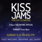 KISS JAMS MIXED BY DJ SWERVE VALENTINE'S SPECIAL PART 1