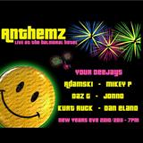 Anthemz @ the Bal, Silloth NYE 2012 Dj Dan Eland