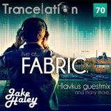 Jake Haley - Trancelation 070 20-07-2014 @FABRIC #HlavkusGuestmix.