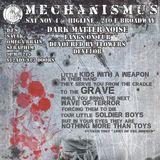 Mechanismus Live Mix XXIV
