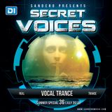 Secret Voices 36 (Summer special) Vocal Trance