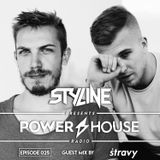 Power House Radio #25 (Stravy Guestmix)