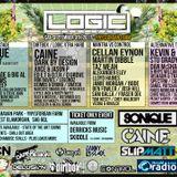 DJ Chris Miller - Logic Festival 9th Sept 2017