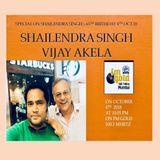 RJ Vijay Akela - Thursday, October 04, 2018 - YKJS - Shailendra Singh Interview