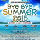 Consult8tion #009 | Bye Bye Summer 2015 ^pondy^ Promo Mix