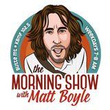 The Morning Show w/ Matt Boyle - Montana Music Mondays Vol. 1