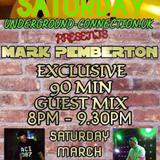 Mark Pemberton Old Skool Mix Live on Underground-connection.uk 9.3.18