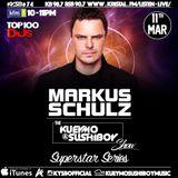 Kueymo & Sushiboy KFM Podcast Ep 74 Ft Markus Schulz